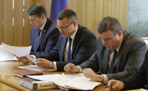 1-й заместитель администрации города тулы:
